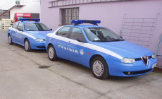 Italská policie - Alfa Romeo