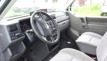 Sanitní vůz VW Transporter T4