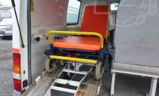 Pronájem sanitka Ford Transit RNDR