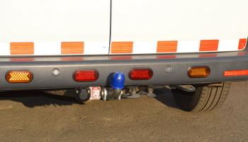 Polep vozidla, montáž majákové rampy, majáku, sirény a přídavných světel
