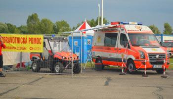 Zdravotnická asistence - festivaly